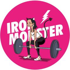 一只喜欢赖在健身房里的小怪兽收集的女生训练动作 健身装备owner