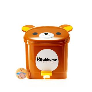 kkuma轻松熊 小型垃圾桶