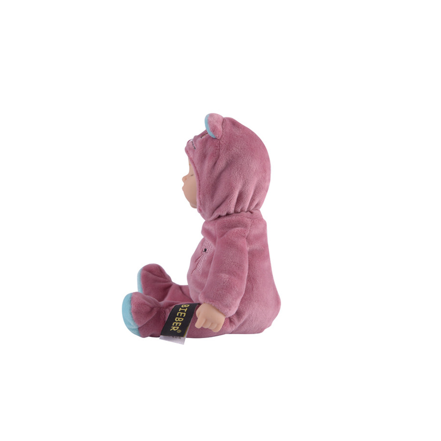 这款新出的萌熊系列,呆萌可爱的睡姿,加上头顶上两只半圆形耳朵,再配