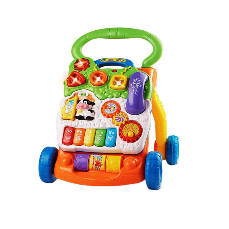 英语,彩色钢琴键帮助宝宝认识色彩,启发音乐天赋,还能认识小动物;仿真