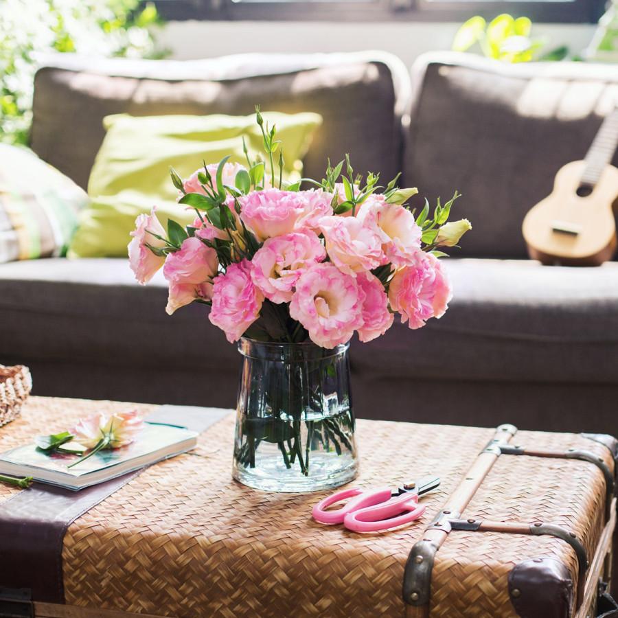 简花-单品鲜花包月套餐 周一送达 下单送花瓶_好东西_小红书图片