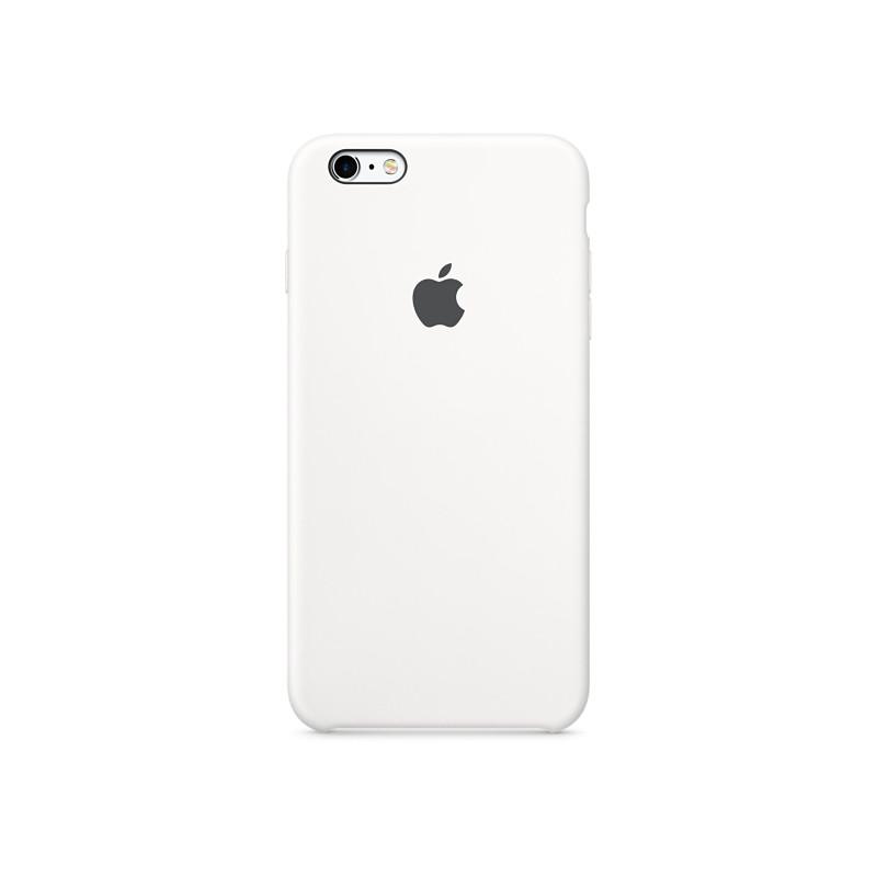 苹果一向以苛求完美赢果粉欢心,手机如此,手机壳也不例外。很多人都觉得白色壳不耐脏,但是红薯说它用了一年多,白色依旧是白色,而且功能方面没得说,一点也不滑手,硅胶质感,不容易脏,手感一流,握着非常舒服,里面是那种绒绒的感觉,不会对手机产生伤害,加了壳按键也一样好用,这些特质集于一身,说它完美一点也不为过~官网排好久才到手的新手机,小红薯们记得保护好!